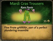 Mardi Gras Trousers