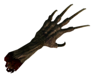 Deathclaw Hand