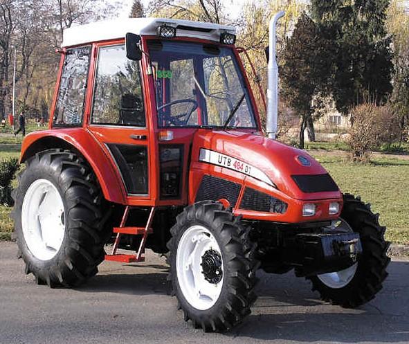Universal Tractor 850