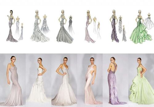Haute couture fashion wiki for Haute couture wikipedia