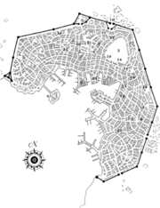 Baldur&#39;s-Gate-city-map