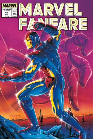 Marvel Fanfare Vol 1 44