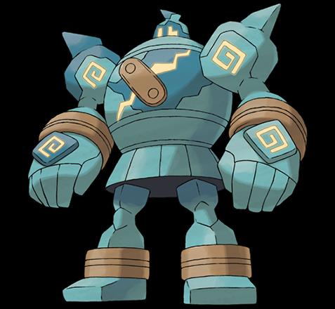 El equipo pokemon perfecto Golurk