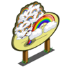 Rainbow Tree Mastery Sign-icon