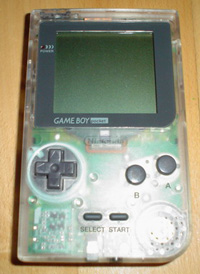 Game Boy Pocket Game Boy Wiki