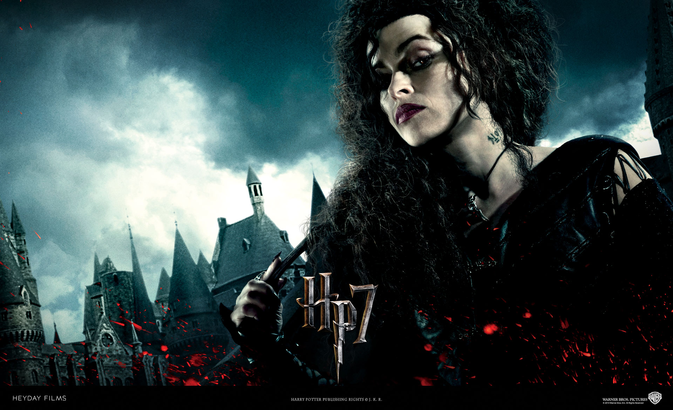 Bellatrix Lestrange Deathly Hallows. Bellatrix Lestrange