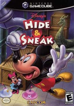Disney&#39;s Hide and Sneak GC