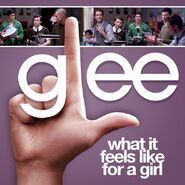Glee - feels girl