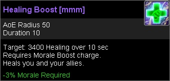 Healingboost