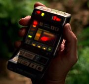 Mark X tricorder, 2378
