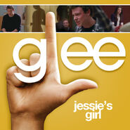 Glee - jessies girl