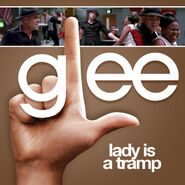 Glee - lady is a tramp