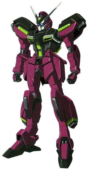 GAT-04 - Windam (Neo Roanoke Colors) - Front View