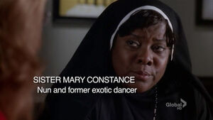 Mary Constance Glee