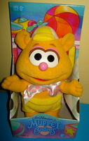Hasbro 1993 muppet babies fozzie