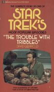 Trouble with Tribbles book reprint