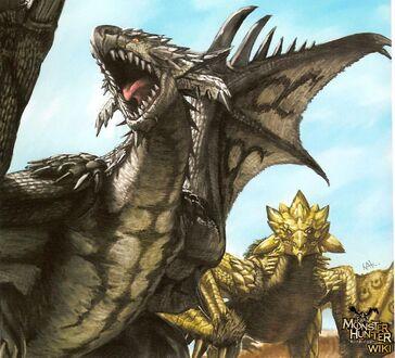 gritona monster
