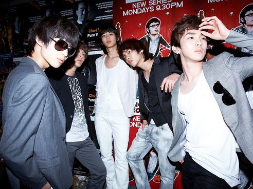 SHINee (20) grupo1photobook..