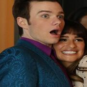 Kurt and Rachel