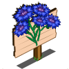 Cornflower Mastery Sign-icon