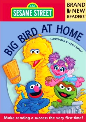 Big bird at home