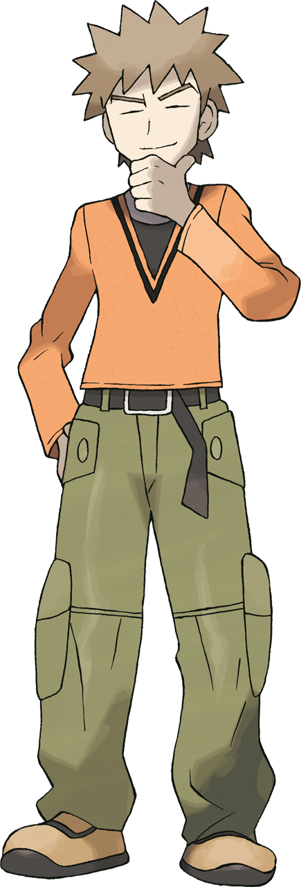 L der de gimnasio brock taringa for Gimnasio 7 pokemon esmeralda