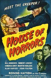 House of Horrors (1946) - Headhunter's Horror House Wiki