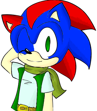 Splice The Hedgehog: RPG Fangame. Splice_Happy2
