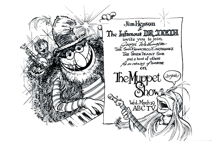 In 1975, a half-hour variety show titled The Muppet Show: Sex and Violence ...