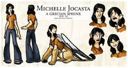 Michelle Jocasta Turnaround by booker