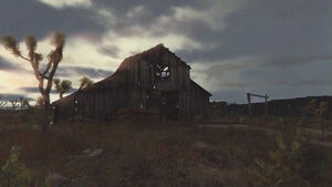 Rdr tumbleweed barn