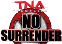 TNA No Surrender New Logo