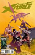 Uncanny X-Force Vol 1 6