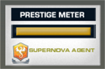 Prestige Meter...Supernova agent!!!