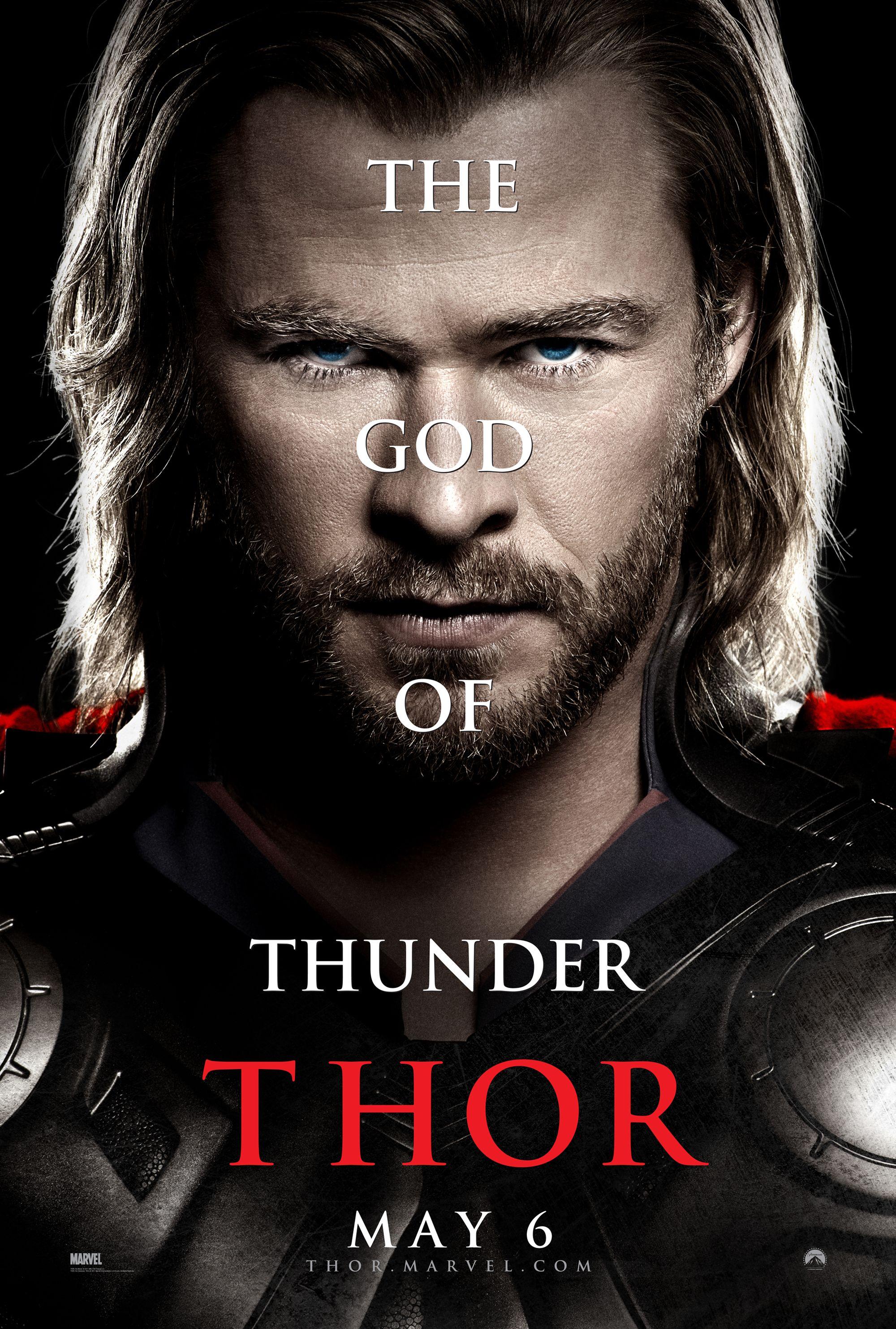 thor movie poster. Thor movie poster.jpg