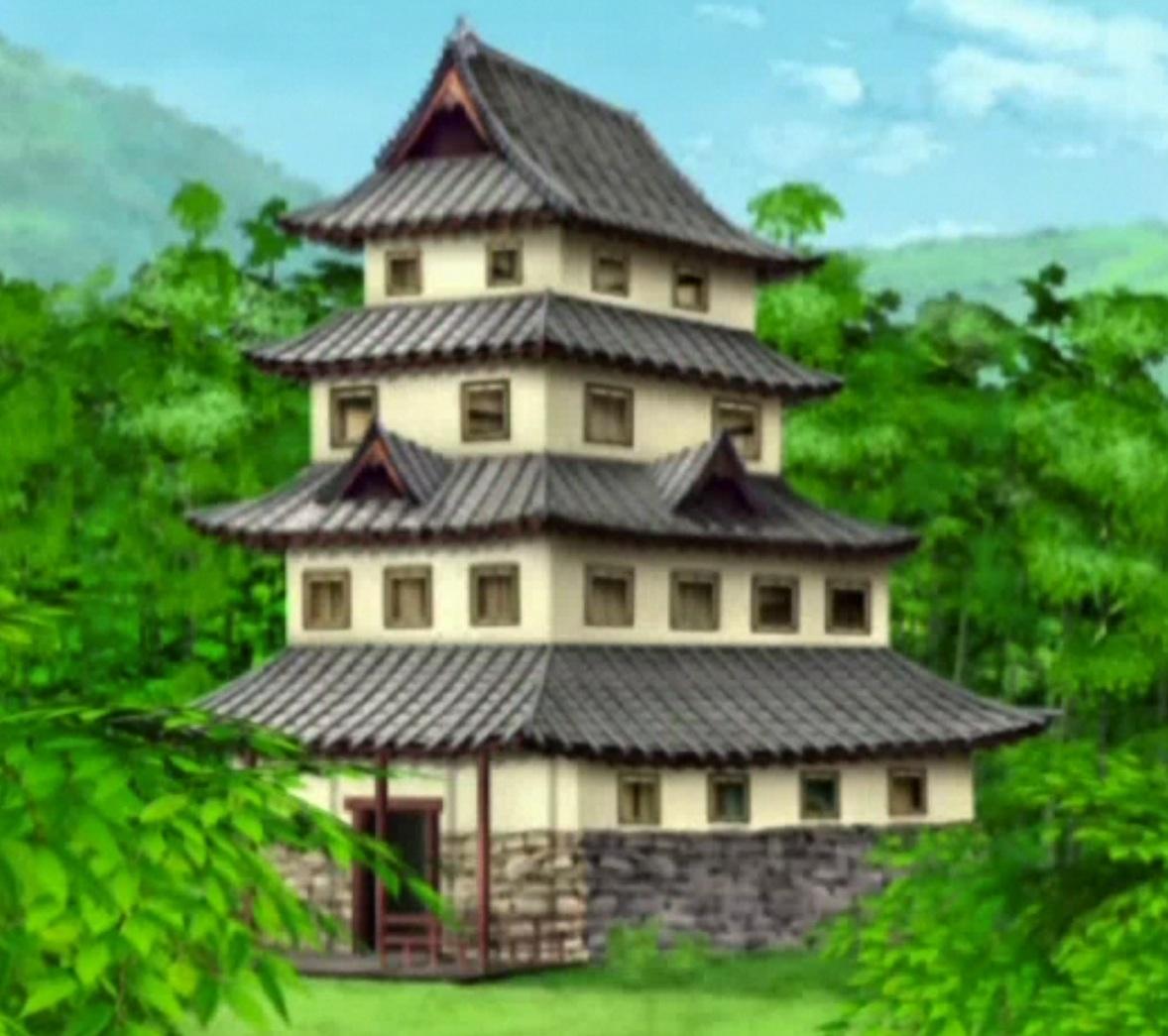 Backyardigans Japanese : Empress Tashas Japanese Palace  The Backyardigans Wiki