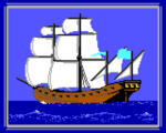 1987 Ship WarGalleon