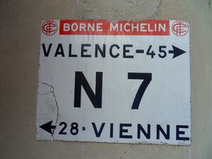 26 Saint Rambert d&#39;Albon N7