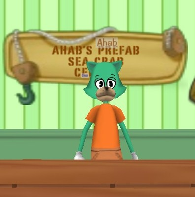 Ahab toontown wiki for Toontown fishing guide