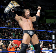 WWE Champion Triple H vs. Vladimir Kozlov