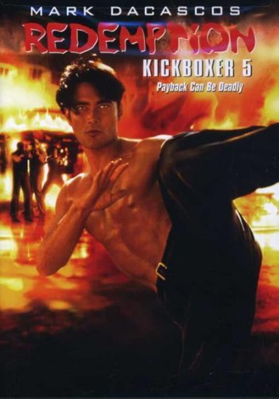 kickboxer 5 la venganza doblaje wiki