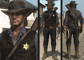 RDR unlocksUSMarshalOutfit