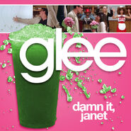 Glee - dammit janet
