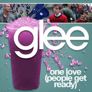 Glee - one love