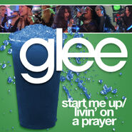 Glee - livin on a prayer