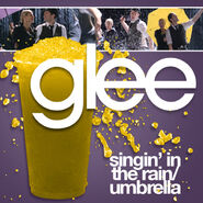 Glee - umbrella