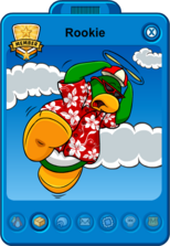 Club Penguin Charaters 154px-Rookie%27s_Player_Card