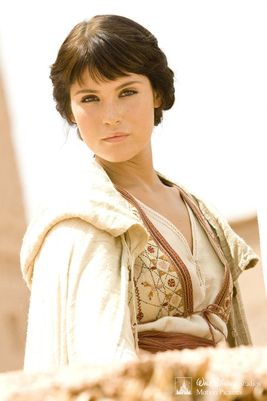 Princesa Tamina do Filme