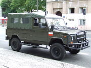 PL Tarpan Honker MIL car