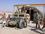 Humvee maintenance